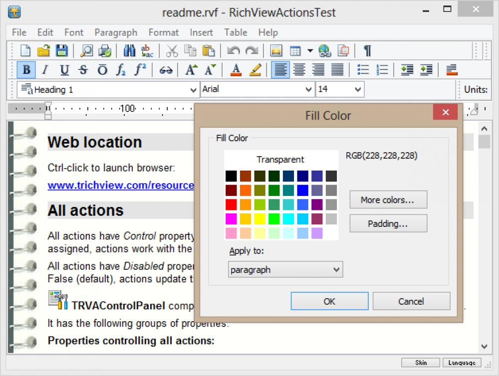 TRichView for C++Builder 18.0.1 (Shareware 55.99Mb)