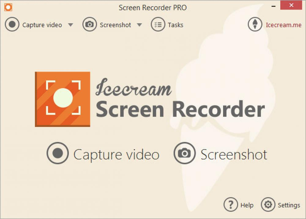 Icecream Screen Recorder 5.98 (Shareware 51.64Mb)
