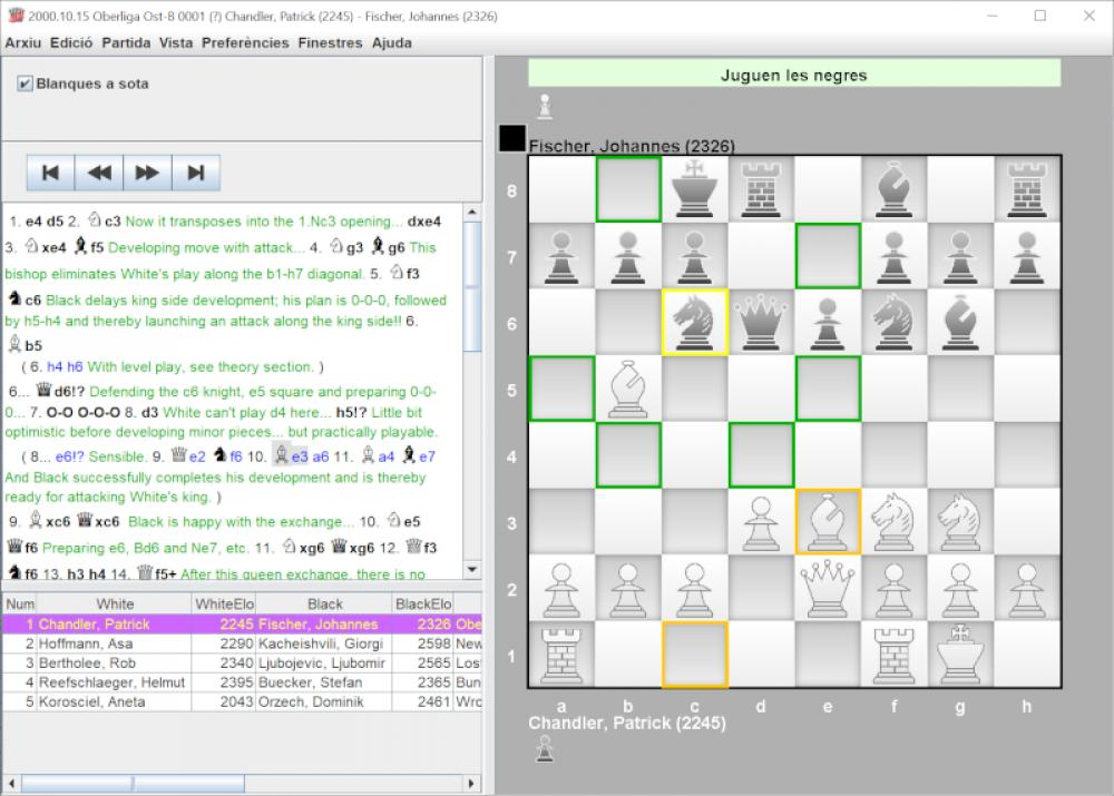 Chess PDF Browser 1.11 (Freeware 0.00Mb)