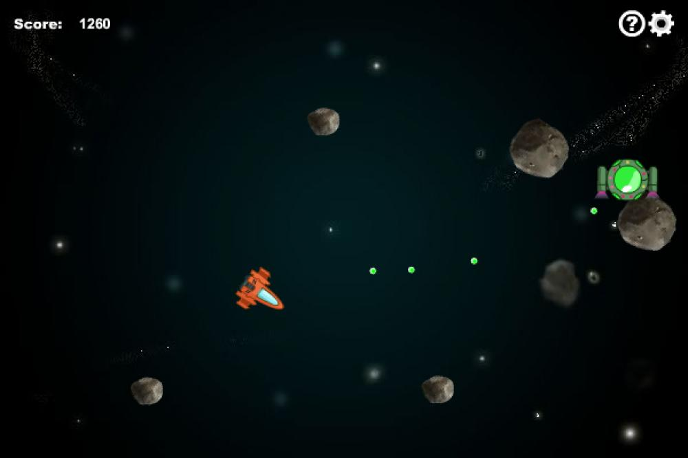 Asteroids 1.8.1 (Freeware 0.64Mb)