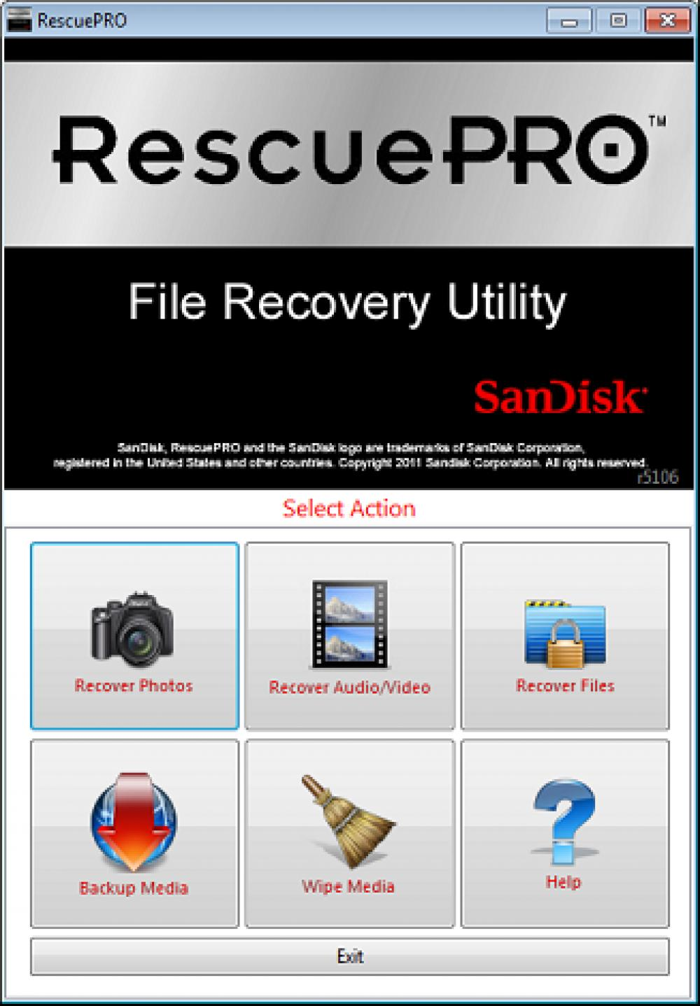 RescuePRO Standard for Windows 7.0.1.4 (Demo 11.64Mb)