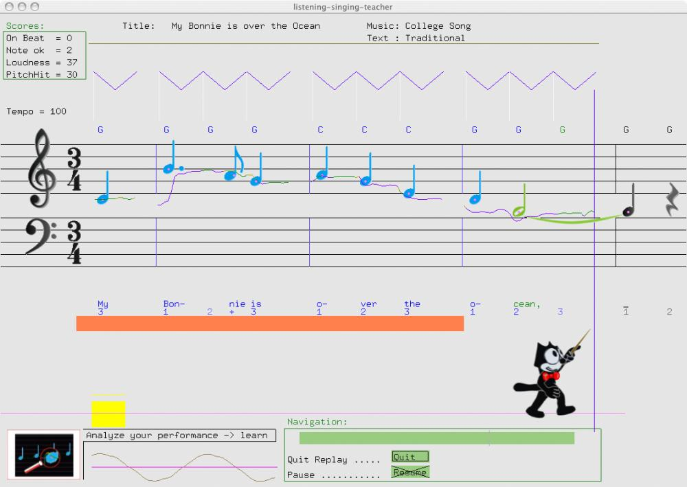 ListeningSingingTeacher 1.93 (Freeware 82.93Mb)