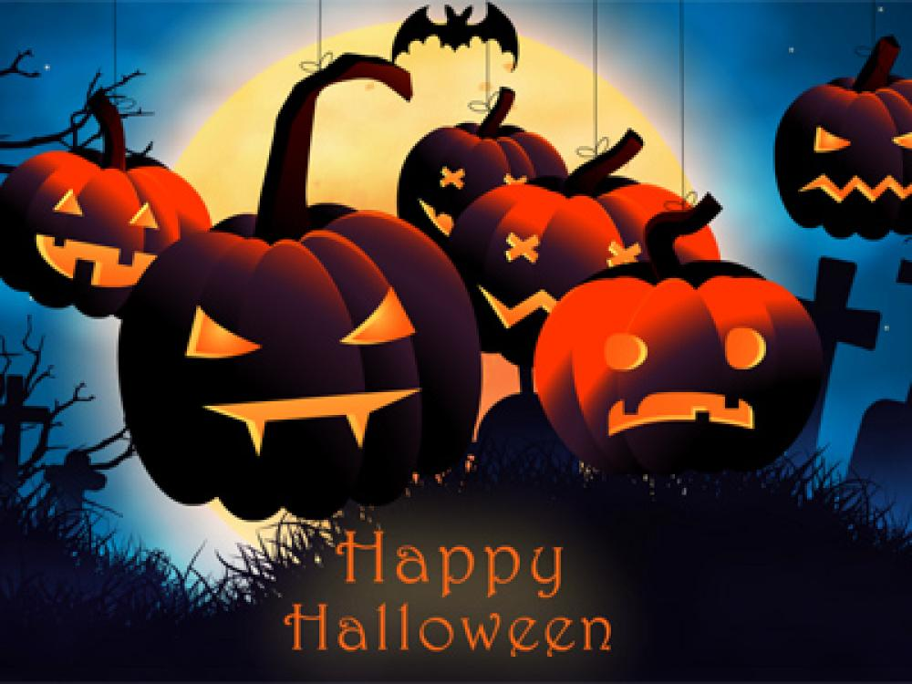 Happy Pumpkin Screensaver 2.0 (Freeware 4.22Mb)